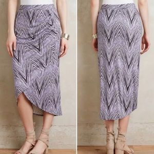 MAEVE Monetta Wrap Skirt